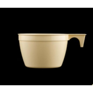 TAZZINE CAFFE' PLASTICA PZ. 50 AVANA