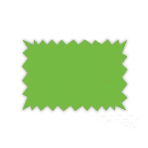 SEGNAPREZZI CARTA FLASH CM. 12X8 PZ.50
