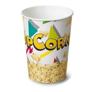 BICCHIERE POP CORN 1050 ML. PZ.50