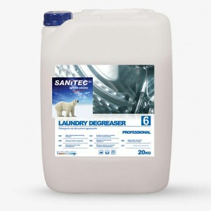 DETER LAUNDRY DEGREASER KG.20 ADDITIVO X TESSUTI