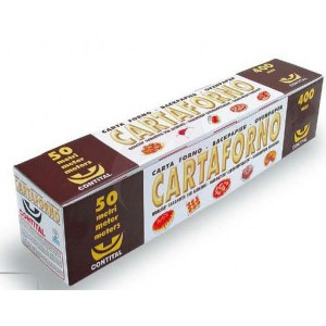 CARTA FORNO ROTOLO H. 400 MT. 50 BOX